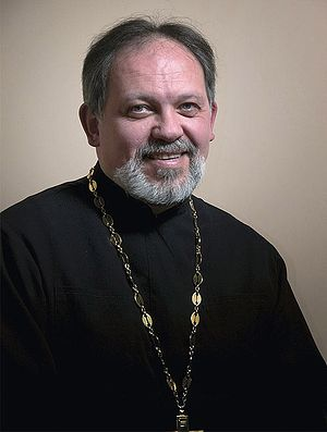 Священник Александр Дьяченко. Фото: Антон Хавторин