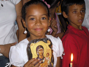 Православне дети Кубы