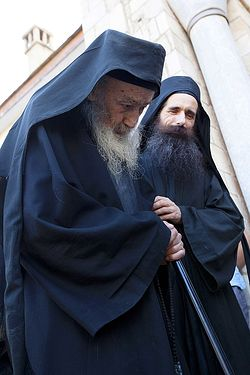 Иеросхимонах Петроний (Тэнасе). Фото: Виталий Кислов