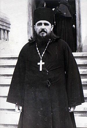 Игумен Василий (Пронин). Фото 1950-х гг.