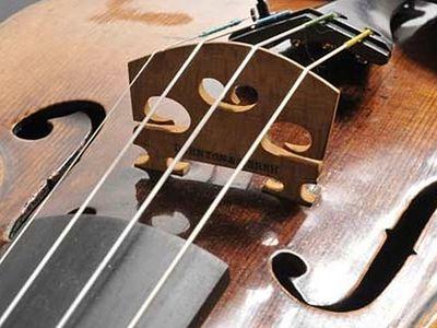 О посте, скрипке и отбойном молотке