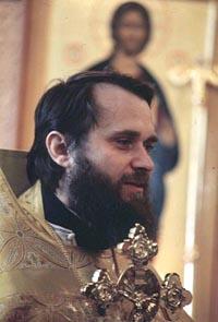Archpriest Nicholai Katsiuban