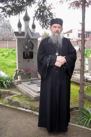 Епископ Каракасский Иоанн (Берзинь)