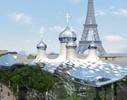 Жюри выбрало проект духовно-культурного центра России в Париже