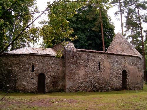 Церковь в Кокли-Клей, Норфолк