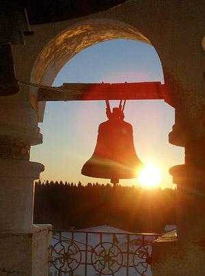 Зимний колокол. Фото: Н.Завьялов