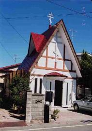 Церковь Благовещения до цунами