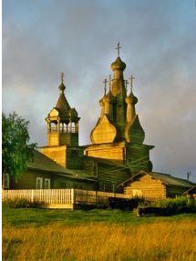 Hodegitria Church, Kizhma