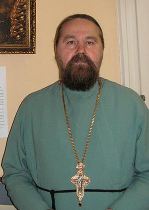 Протоиерей Сергий Овчинников