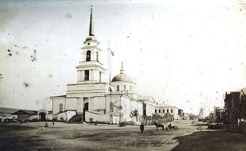 Благовещенский собор г. Воткинска, XIX в.