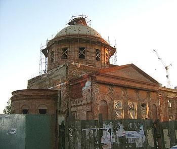 Благовещенский собор г. Воткинска, 2007 г.