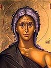 On the Sunday of St. Mary of Egypt