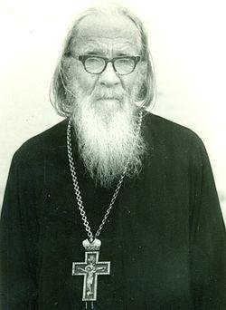 Отец Григорий в последние годы жизни