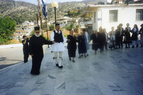 Pascha in Perachora. The 2000s