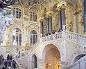 В Эрмитаже планируют восстановить иконостас и отслужить первый молебен