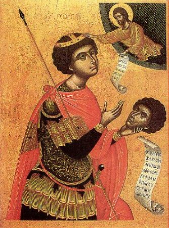 Great Martyr George the Trophy Bearer