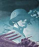Нацисткий пропагандистский плакат