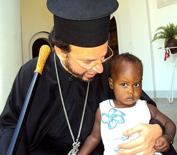 Bishop Savva: Africans seek the truth.
