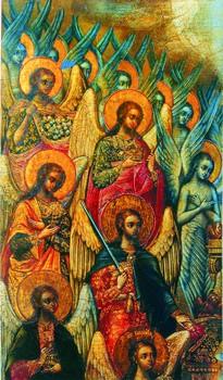 Богородица Честнейшая Херувим... (фрагмент)