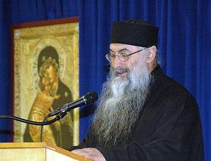 Archimandrite Zacharias (Zacharou) of Essex