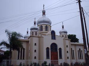 The Orthodox church in Fram.