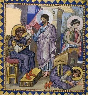 Давид и Вирсавия. Пророк Нафан обличает Давида
