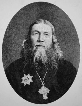Archimandrite Antonin (Kapustin)