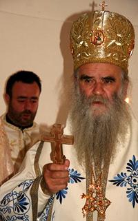 Митрополит Черногорско-Приморский Амфилохий (Радович)