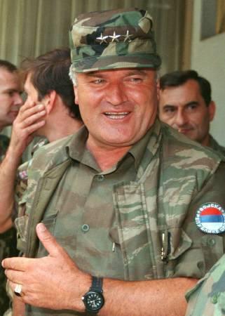 Генерал Ратко Младич