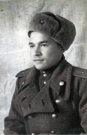 А.Ф. Смирнов. Минск, 1946 г.