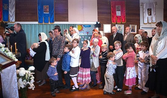 Orthodoxy in the Land of the Kiwi / OrthoChristian Com