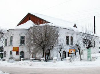 Кафе в здании церкви