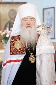 Митрополит Коломенский и Крутицкий Ювеналий