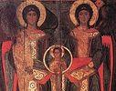 Литургия и ангелы