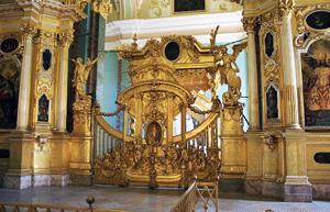 7 июля, 2011 Металлоконструкции К реставрации иконостаса Петропавловского собора приступил Государственный музей...