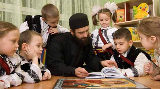 Православный детский сад с продленной программой «Святой Иоанн Новый Сучавский»