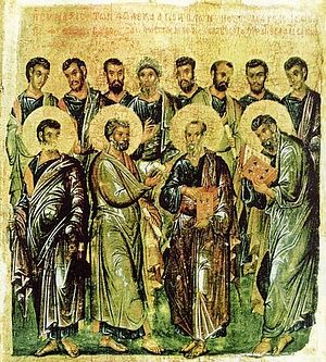 Synaxis of the Twelve Apostles