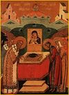 The Placing of the Honorable Robe of the Most Holy Mother of God at Blachernae