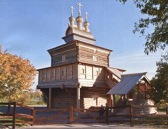 Георгиевская церковь, 1685 год