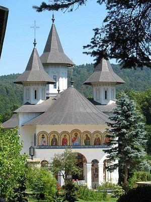 Собор Рождества Пресвятой Богородицы. Монастырь Сихастрия. Фото: Игорь Зыбин