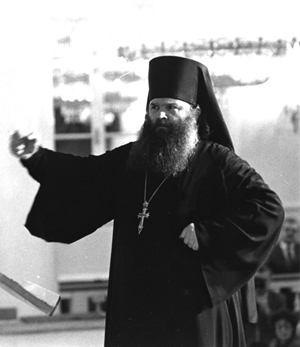 Архимандрит Матфей