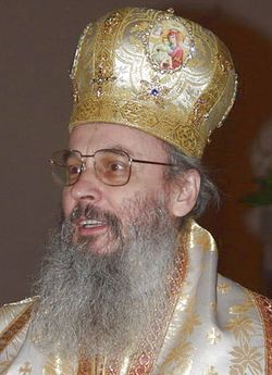 Высокопреосвященный Серафим, митрополит Германии и Центральной и Северной Европы