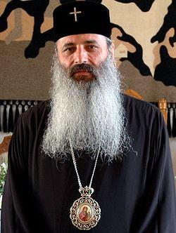 Высокопреосвященный Феофан, митрополит Молдовы и Буковины