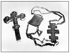 St. Herman's chains.