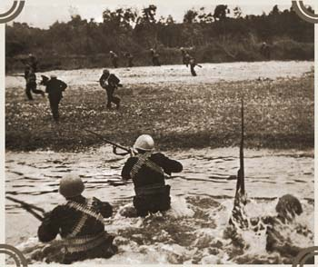 Высадка морской пехоты. Керчь, 1943 год