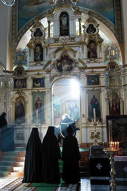 Pukhtista Convent, Estonia.