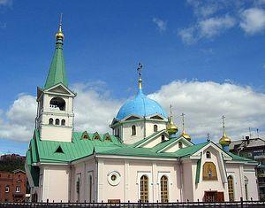 Новосибирский кафедральный собор
