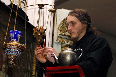 Церковник. Фото: Павел Козионов