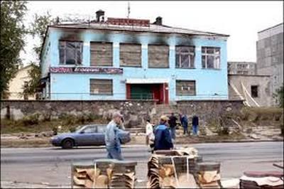 Кондопога. 2006 год