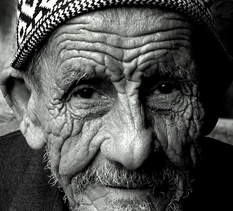 Старик. Фото: Ольга Тищенко